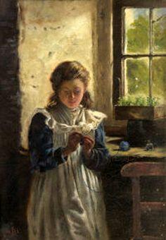 James Brenan (1837 – 1907,Irish)