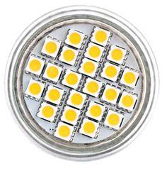 Żarówka 24 LED 5W GU10 SMD5050 230V
