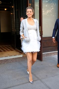 18 Times Blake Lively Gave Us Pregnancy Style Goals