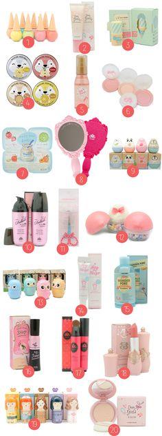 Boutique: lojinha de cosméticos coreanos