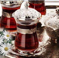 Turkish tea / Cay ( Tschai)