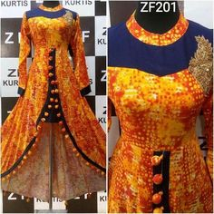 "2,552 Likes, 25 Comments - Wishes of female (@wishes_of_female) on Instagram: ""Zf201 rayon designer kurties hand work front stylish cut with latkan balls stylish designer kurties…"""