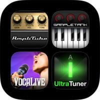 Total Studio Bundle for iPhone od vývojára IK Multimedia