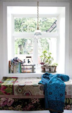 Espírito boêmio e detalhes vintage em uma casa norueguesa – DecouvrirDesign
