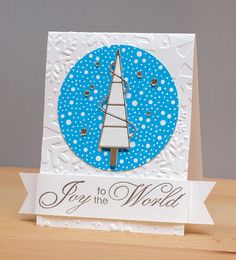 Details: jeanmanis.com/2013/11/penny-black-joy-to-the-world/ Xmas Tree [51-012] Crystal Pattern [40-162] Season's Wishes set [30-201]