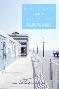 If you didn't think you could make it to Muir Woods and Sausalito during your San Francisco vacation, think again!