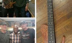 Jermain Hall Discusses His New 6-string Bass and Luthier Oscar Prat