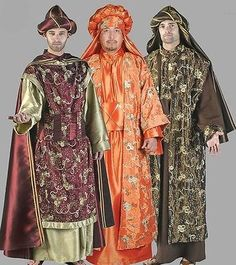three kings garb | Deluxe Three Wise Men Three Kings Costume Theatrical Quality | eBay