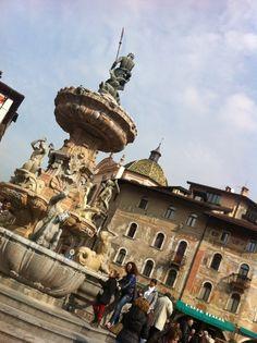 Trento nel Trento, Trentino - Alto Adige