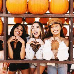 pinterest: lottiehayy Mylifeaseva - Eva Gutowski - Teala Dunn - Sierra Furtado - Halloween - Fall