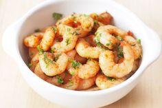 Crevettes épicées au four Weight Watchers, une recette légère, facile et simple à réaliser pour un déjeuner ou un repas du soir.
