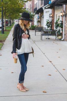 Confira muitas opções de looks para usar durante a gravidez!