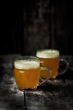 Kanela y Limón: ¿Una cervecita? Receta para el día del padre. Lemon Jelly for Father's day