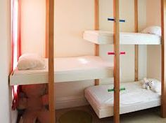 bunk bed for three - this one is cool too.  Not sure we have the right space for…