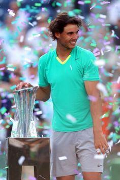 Rafa Nadal Indian Wells 2013