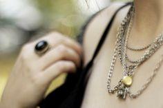Rykoszetka - PRAGNIENIE SERCA - blog szafiarski: Sleeping Beauty DIY necklace