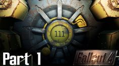 Fallout 4 Walkthrough part 1 - Codsworth Says My Name