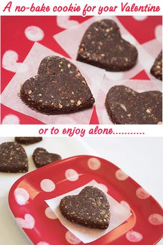 Perfect plan.. now I'm in search of little heart-shaped cookie cutters!