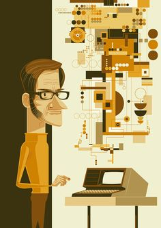 'IT'S GOT CHARACTER' on Behance