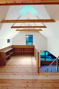 Magnolia Residence - Seattle, WA « DAVID VANDERVORT ARCHITECTS - modern - home office - seattle - David Vandervort Architects