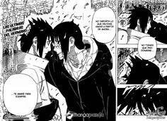 Naruto Manga 590 (Español) Ver Online HD Descargar Gratis