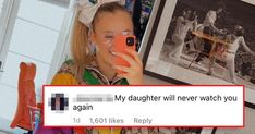 JoJo Siwa had the perfect response to an angry Karen who doesn't want her daughter to watch her videos anymore Last week, massively popular kids pop star, JoJo Siwa, brilliantly and bravely came out as gay in an Instagram post. With millions of young fans worldwide, the impact JoJo will have as an out member […] The post JoJo Siwa Shuts Down Homophobic Mom's Comment With A Single Word appeared first on Scary Mommy.