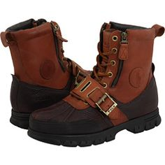 Polo Ralph Lauren Andres, think I'll get a pair this Summer for the Winter.