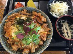 2016.6.9 점심. 가츠동
