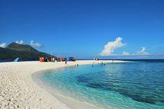 White Island, Camiguin, Philippines