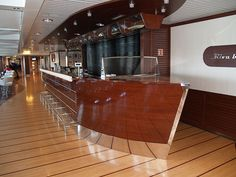 boat-shaped bar by zoetnet, via Flickr