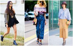 You Have to Try These Street Fashion Trends Before Summer Ends.