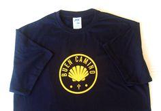(http://www.spanishdoor.com/camino-de-santiago-buen-camino-t-shirt-size-m-men/) #BuenCaminoTShirt #CaminoDeSantiago