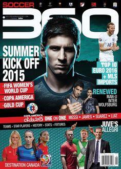 Soccer 360 - May/June 2015 | BlackPerl