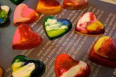 Assorted Valentine Crafts