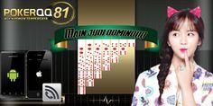 http://pokerqq81.co/main-judi-dominoqq/ Main judi dominoqq pokerqq81 menyediakan sarana untuk Main judi dominoqq terbaik dan terpercaya di indonesia dengan minimal deposit 10 ribu dan withdraw 25 ribu yang berkualitas