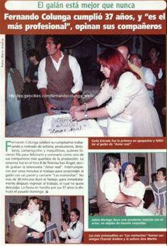 Фернандо Колунга / Fernando Colunga - Страница 228