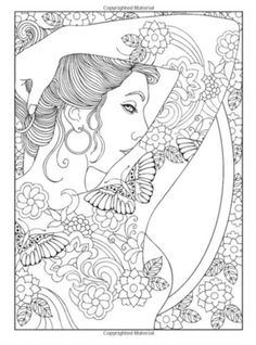 Coloring Book For Adults Body Art Tattoo Designs