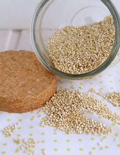 Como cozinhar a quinoa perfeita?