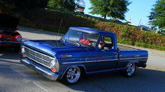 69' Ford F100, sweet