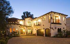 Beautiful Spanish Hacienda House
