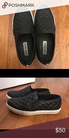 0a0c00231289 7 Best Steve Madden Slip Ons images in 2018   Casual clothes, Casual ...