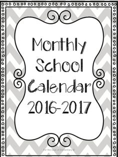 Blue Sky  Academic Year Monthly Planner TwinWi