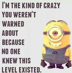 LOL prob my mom talking about me Minion Jokes, Minions Quotes, Funny Minion, Funny Jokes, Hilarious, Funny Sayings, Minions Love, Crazy Quotes, Life Quotes