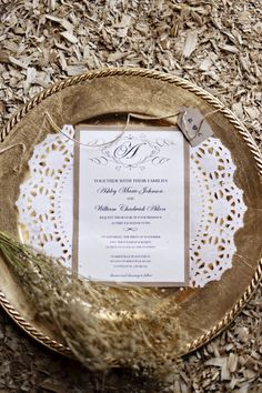 A Burlap & Lace Fall Wedding in Georgia Georgia Wedding Venues, Rustic Wedding Venues, Burlap Lace, Fall Wedding, Bling Wedding, Wedding Inspiration, Wedding Ideas, Wedding Details, Wedding Colors