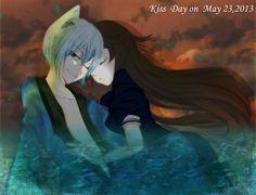 【大遅刻】キスの日。。?