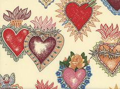 dia de los muertos corazon - Google Search