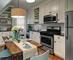 traditional St. Paul kitchen after remodel, 2013 ASID Showcase House