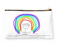 Keep your iphone, iPad or coloured pencils safe with this funky studio pouch - designed by Josh Langley Canvas Prints, Framed Prints, Art Prints, Cartoon Books, Thought Bubbles, Coloured Pencils, Zipper Pouch, The Dreamers, Iphone Cases