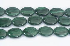 malachite green stone  natural malachite beads  genuine