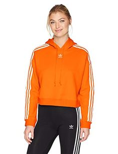 ac77ea74 Shop the latest collection of adidas Originals Women's Cropped Hoodie from  the most popular stores - all in one place.